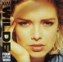 kim wilde four letter word