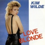 kim wilde love blonde