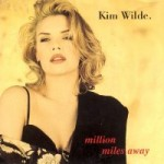 kim wilde million miles away
