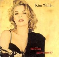 kim wilde million miles away