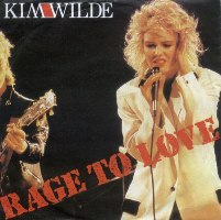 kim wilde rage to love