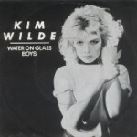 kim wilde water on glass