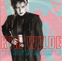 kim wilde you keep me hangin on