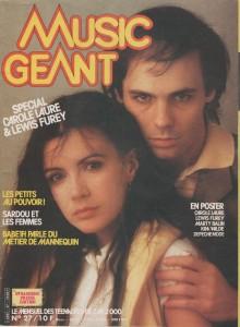 MUSIC GEANT 27 MARS 1982