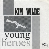 kim wilde young heroes