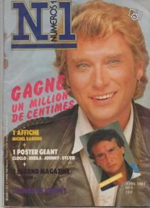 Magazine N°1 avril 83